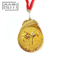 Customized Sport Medal Gold Medal for Free Combat 3D Made Medal Combat Medal