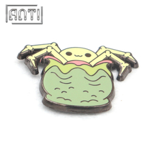 Cartoon Badge Design Lapel Pin Custom
