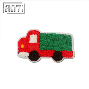 Cartoon Car Embroidery Patch Diy for Sale
